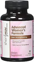 Shen Min Advanced Women Formula Hair Nutrient Tablet - 60 per pack - 2 packs per case.