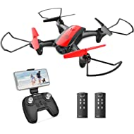 Holy Stone HS370 FPV Drone with Camera for Kids and Adults 720P HD WiFi Transmission, RC...