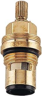GROHE Veiligheidstechniek - bovendeel | 1/2 inch, keramiek, aanslag rechts | 45346000, goud