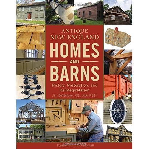New England Homes: Amazon com