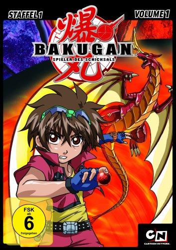 Bakugan - Spieler des Schicksals (Staffel 01, Vol. 01)