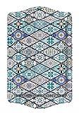 BOHORIA® Bandeja para servir de diseño prémium – Bandeja decorativa para cristal, tazas, cuencos en su mesa de madera, cristal o piedra (Orient)