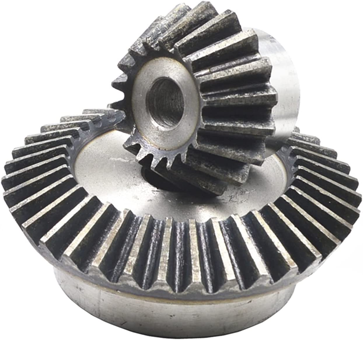 TMP1105 Special sale item 2pcs 1:3 Bevel Gear 1.5 Modulus Inn 6mm Hole 15Teeth 45T New products world's highest quality popular