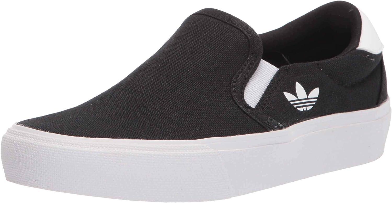 adidas Originals Unisex-Child Court Rallye Slip Sneaker
