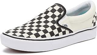 COMFYCUSH Slip-ON (Classic) Checkerboard/White