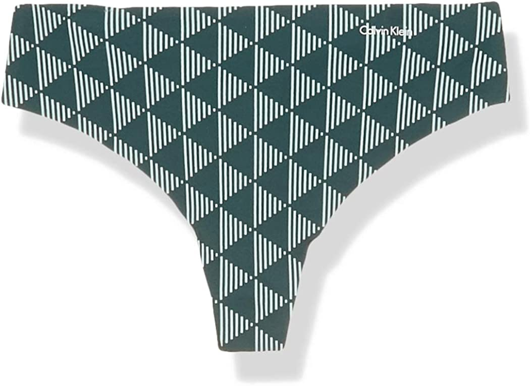 Calvin Klein Women's shop Outlet ☆ Free Shipping Thong-Panty Invisibles Line