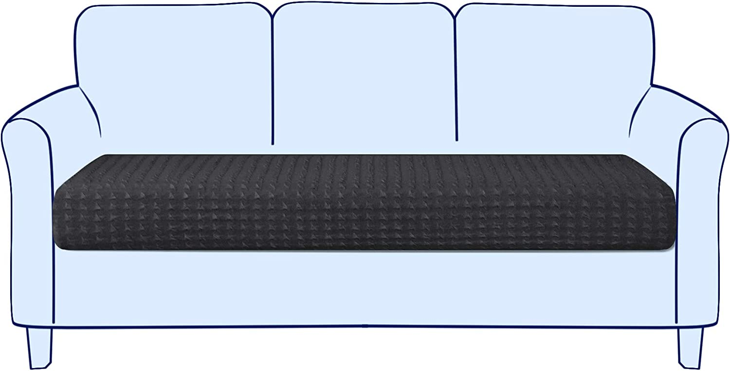 subrtex Spandex Lowest price challenge Elastic Couch Slip Loveseat Slipcover Embrossed Very popular