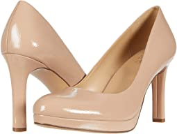 Barely Nude Patent Leather