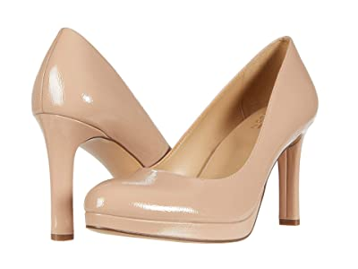 Naturalizer Teresa (Barely Nude Patent Leather) Women