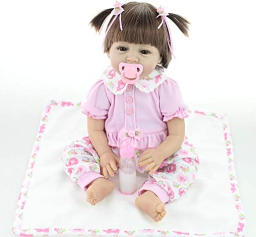 Envíos y devoluciones gratis. ZIYIUI 55 CM muñecas muñecas muñecas realistas muñecas Hechas a Mano renacer Suave de Silicona muñeca de Vinilo de Juguete Regalo de cumpleaños de niña Regalo  edición limitada en caliente