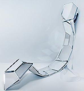 """Cravatta Plexiglass Specchiato """"Spectrum"""" fatto a mano Made in Italy - Handmade - Regali uomo - Artigianale - idee regali ..."""