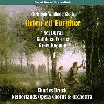 Gluck - Orfeo ed Euridice (1951), Vol. 1