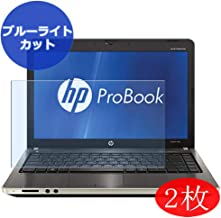 """【2 Pack】 Synvy Anti Blue Light Screen Protector for HP ProBook 4535s 15.6"""" Screen Film Protective Protectors [Not Tempered..."""