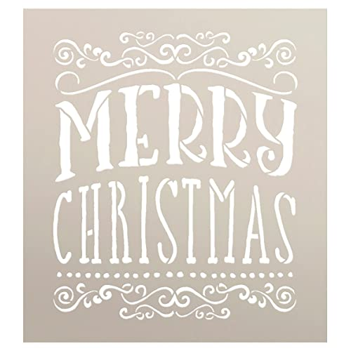 Large Christmas Stencils For Wood.Look A Lot Like Christmas Stencil Template For Crafting Home
