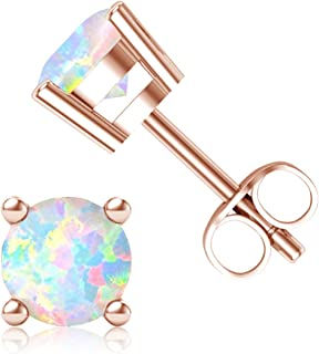 Best opal earrings stud Reviews