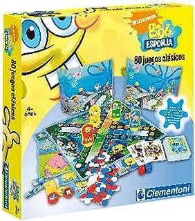 Amazon.es: Bob Esponja - Juegos de tablero / Juego de mesa: Juguetes y juegos
