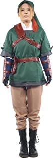 The LOZ Twilight Princess Sprites Cosplay Costume Link Outfit