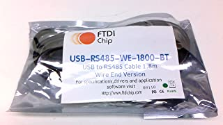 FTDI Chip USB to RS485 serial converter cable USB-RS485-WE-1800-BT