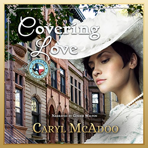 Covering Love audiobook cover art