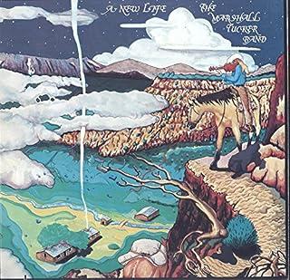 The Marshall Tucker Band: A New Life LP VG++/NM USA AJK A 636-1 gatefold cover