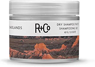 R + Co Badlands pasta Champú seco, 2.2 onzas