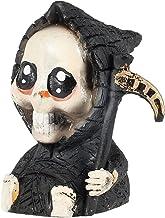 Grim Reaper Doll Mini Baby Grim Reaper Statue Miniature Cast Resin Grim Reaper Statue Gothic Fantasy Figurine Statue Mini ...