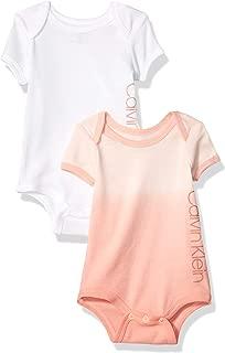 Baby Bodysuit Unisex One-Piece, Multipack