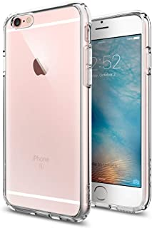 Spigen Ultra Hybrid Designed for Apple iPhone 6S Case (2015) - Crystal Clear