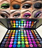 Beauty Treats 88 PRO Glitter Cream Color Eye Shadow Makeup Eyeshadow Palette
