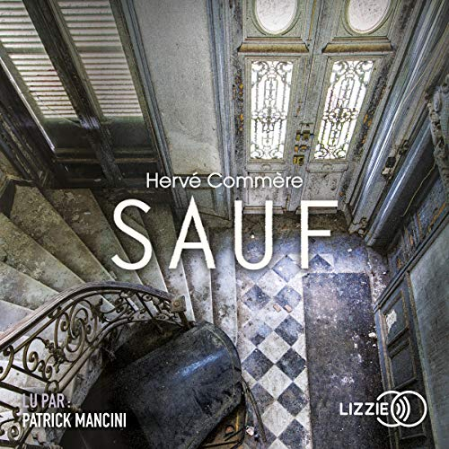 Sauf audiobook cover art