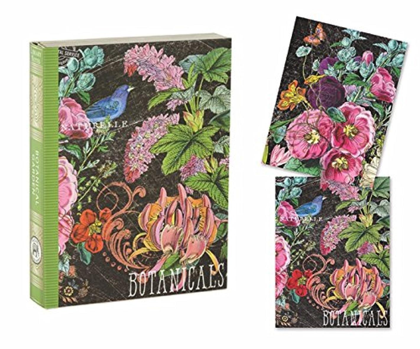 Michel Design Works 12 Count Botanical Garden Library Notes