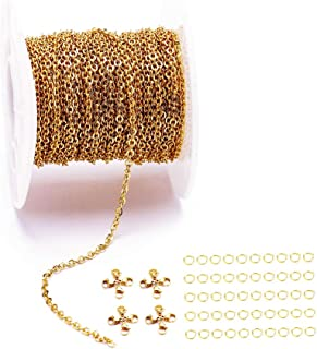 Best gold filled chain bulk Reviews