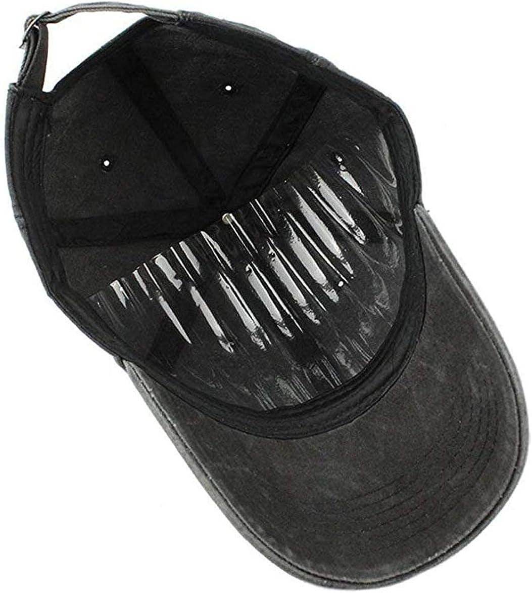 Vikings Mjolnir and Rune Wheel Norse Mythology Symbol Baseball Dad Cap Adjustable Classic Sports for Men Women Hat