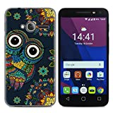 Alcatel Pixi 4 (4') 3G Coque, FoneExpert Etui Housse Coque Soft Slim TPU Gel Cover...