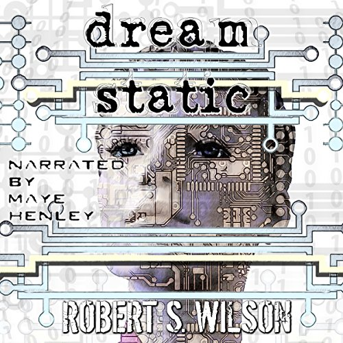 Dream Static audiobook cover art