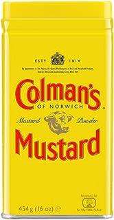 coleman's powdered mustard