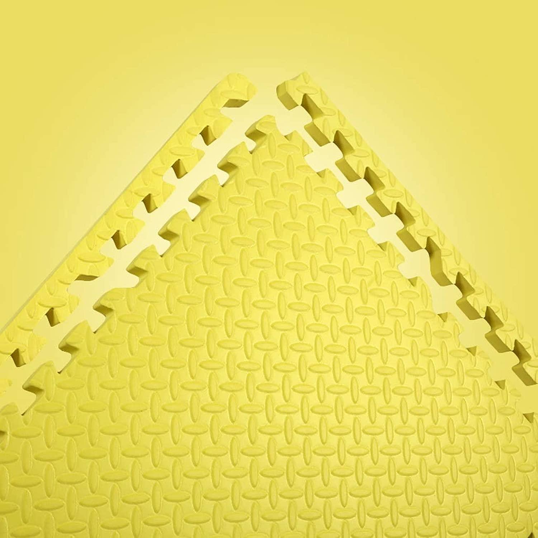 LFY Puzzle S uma Gioca Mat Solid Coloree for bambini - 4 6 8 12 16 Piastrelle (Coloreee   Gituttio, Dimensioni   16 Piece)
