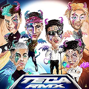Teca (Remix) [feat. Neo Pistea, Midel, Rei & Zecca]