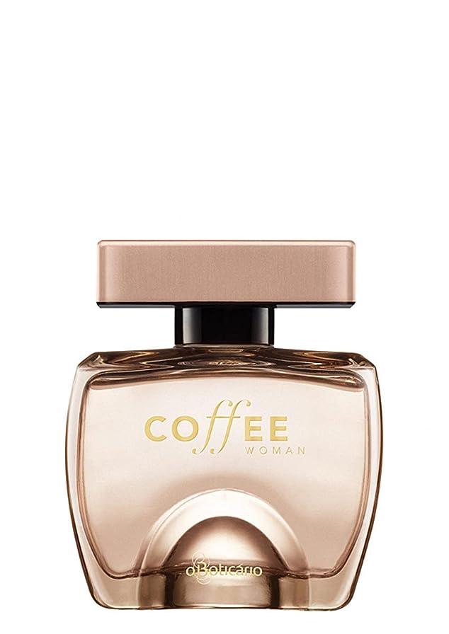 分析袋たくさんオ?ボチカリオ オードトワレ コーヒーウーマン COFFEE WOMAN 女性用 香水 100ml