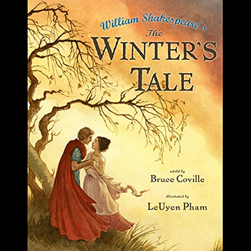 William Shakespeare's The Winter's Tale cover art