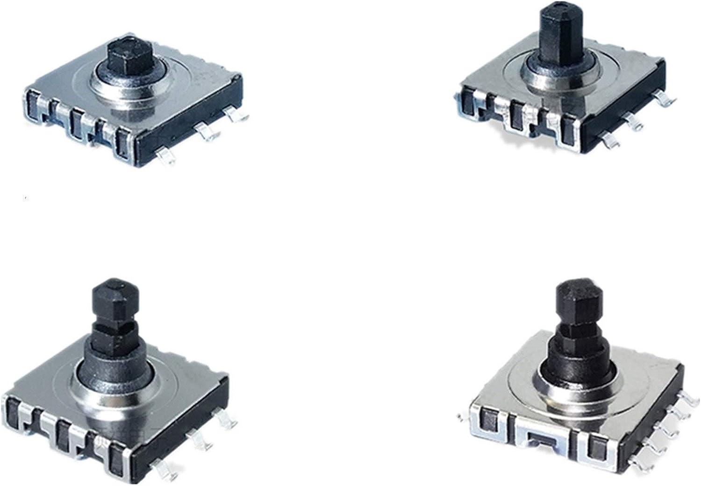 XIALITR Micro Switch 1010 5 Sale Max 56% OFF price 7 10x10x Way SMD 9 Five