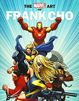 Marvel Monograph  The Art of Frank Cho