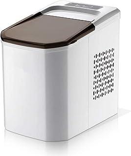 Machine à glaçons, fabrication de glace en 8 minutes, la taille du cube de glace est réglable, 9 glace ronde peut être pro...