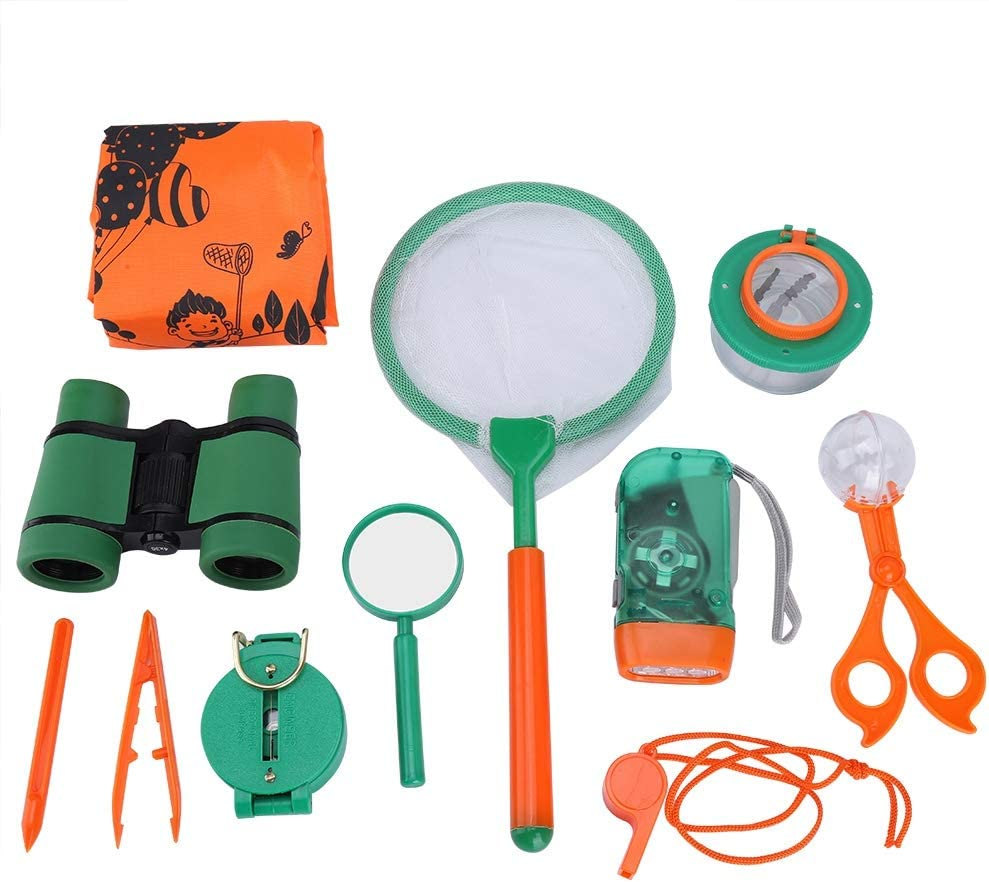 Haokaini Outdoor Explorer Set Super-cheap Advent Magnifying Glass Binoculars Very popular!