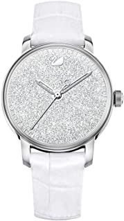 Crystalline Hours White Ladies Watch 5295383