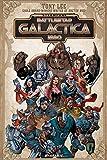Steampunk Battlestar Galactica 1880