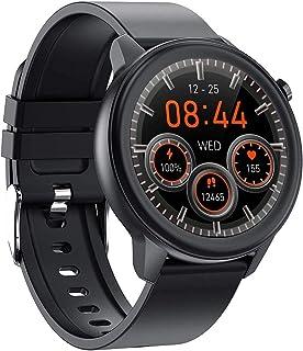 ساعة ذكية عالية الجودة 1.3 بوصة شاشة لمس ملونة ومتتبع اللياقة البدنية IP68 ساعة رياضية مقاومة للماء عداد الخطوات Ios Andro...