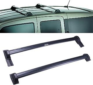 OCPTY Cross Bars Roof Rack Fit For Honda Element 2003-2011 Luggage Racks Rooftop Cargo Carrier Bag Luggage Kayak Canoe Bik...