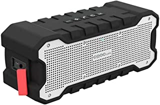 CRDC S203A Wireless Bluetooth Speaker Rechargeable Battery Waterproof IP65 For iPhone, Samsung, HTC