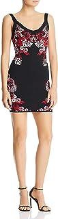GUESS Women's Mirage Floral Bandage Dress